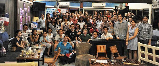 BlaBla Language Exchange - Hanoi