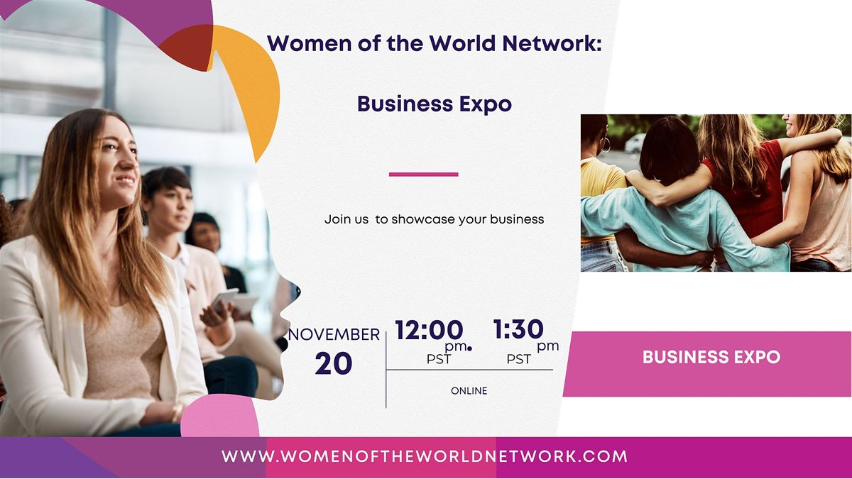Women of the World Network: Business Expo