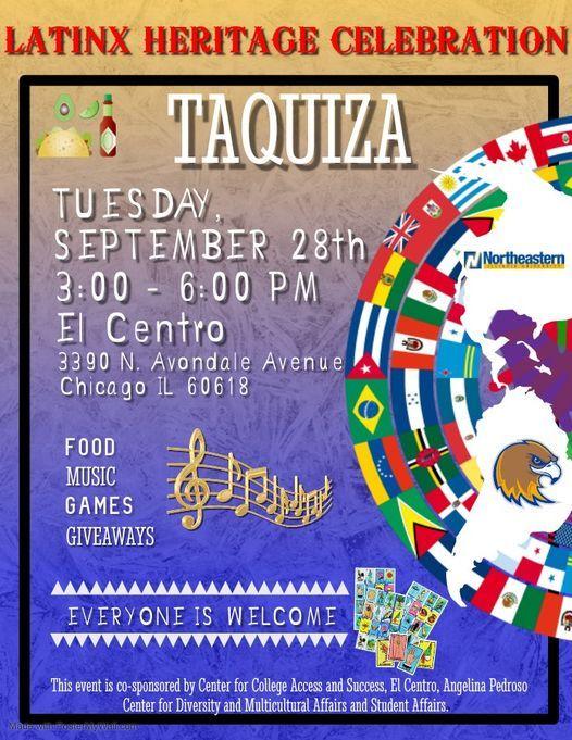 Latinx Heritage Celebration : Taquiza