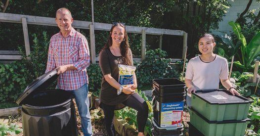Composting Workshop - Te Atatu Peninsula