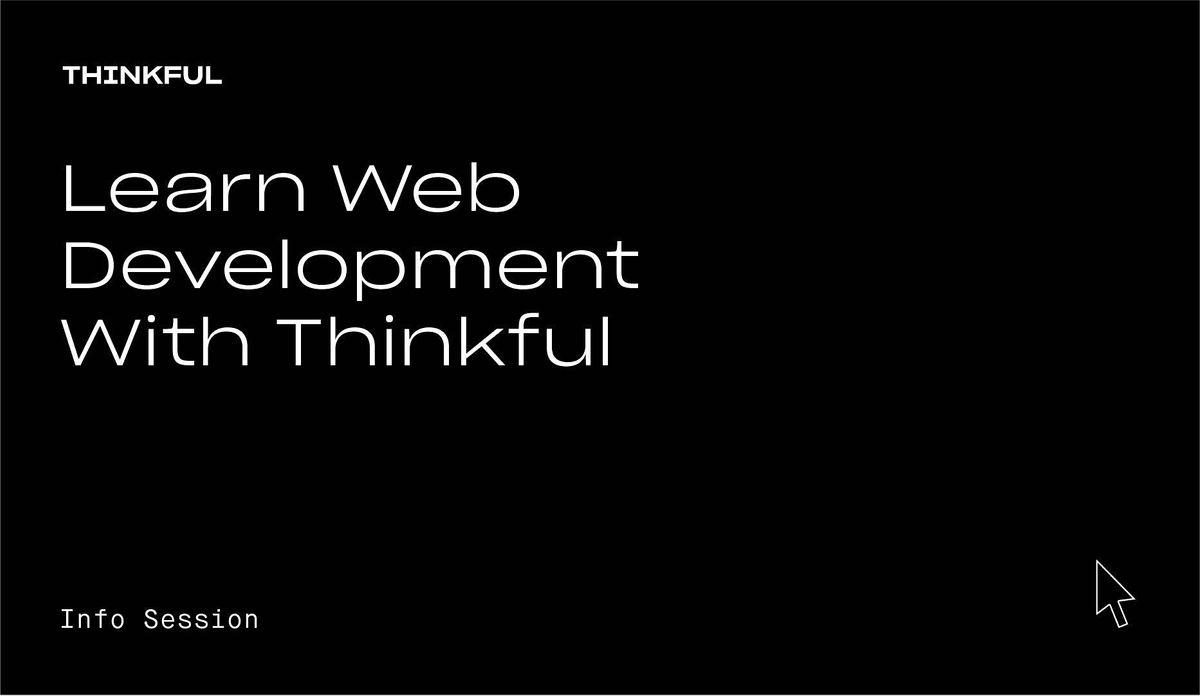 Thinkful Webinar   Learn Web Development With Thinkful