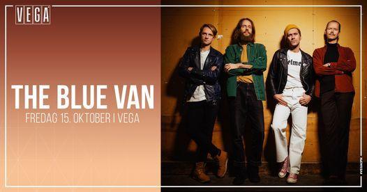 The Blue Van [support: Special guest] - VEGA