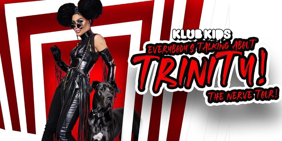 ESDR presents Trinity K. Bonet
