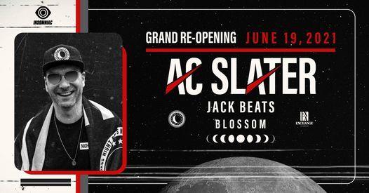 AC Slater at Exchange LA