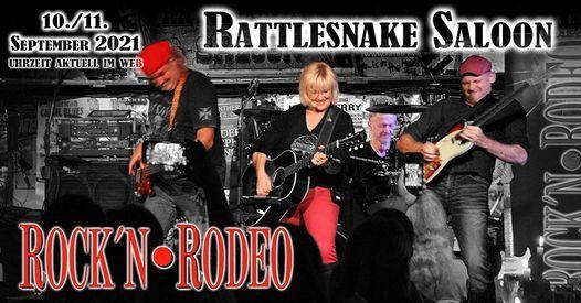 Rock\u00b4n Rodeo im Rattlesnake Saloon