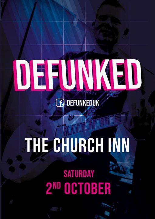 Defunked @ The church Inn