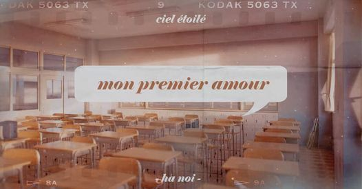 HN - mon premier amour | Taekook\u2019s cafe event