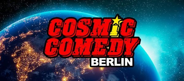 Cosmic Comedy Club Berlin : Open Mic @ Kookaburra