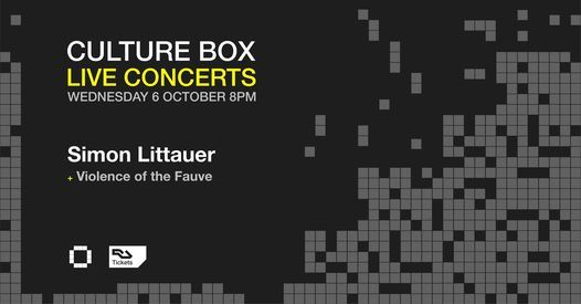 Live Concerts: Simon Littauer + Violence of the Fauve