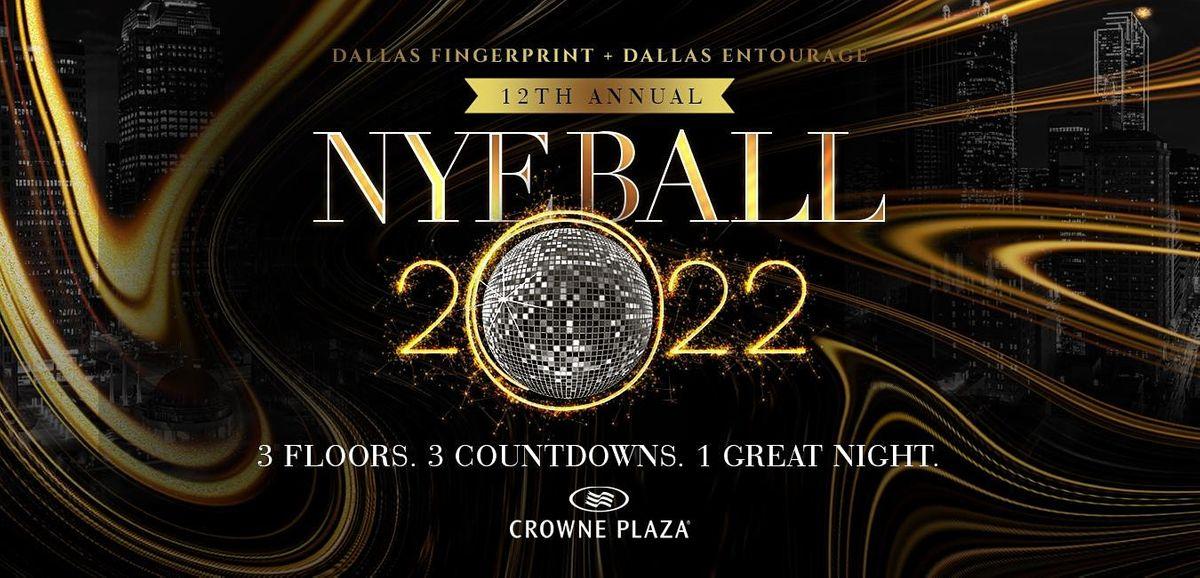 Dallas NYE Ball (12th Annual)