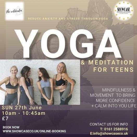 Teen Yoga & Mindfulness