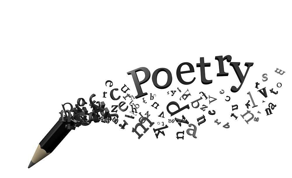 """Poetry Writing & Performance with Boris """"Bluz"""" Rogers"""