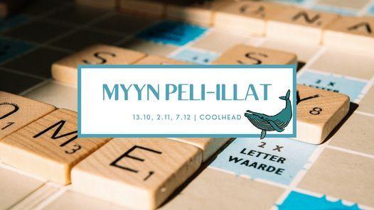 MYYn peli-illat \/ game night