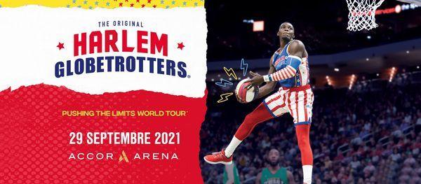 Harlem Globetrotters \u00b7 Pushing The Limits World Tour