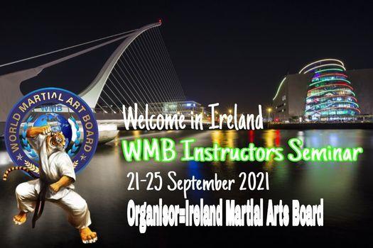 WMB Instructors Seminar