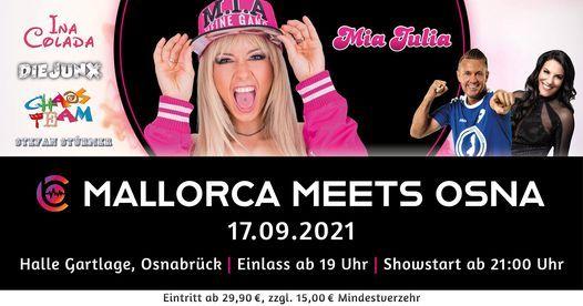 Julia meetws com Miss Julia