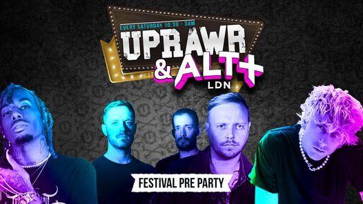 UPRAWR x ALT LDN PRE-PARTY