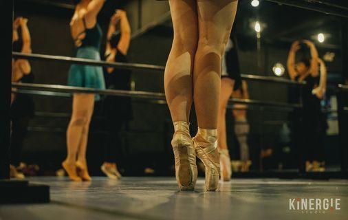 Kh\u00f3a Ballet cho ng\u01b0\u1eddi b\u1eaft \u0111\u1ea7u th\u1ee9 25 * Ballet for Beginners
