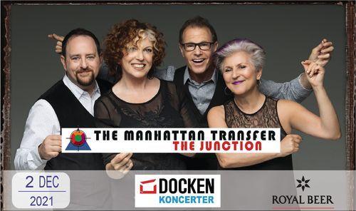 The Manhattan Transfer \/ Docken