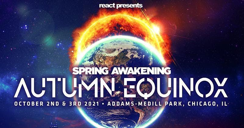 Spring Awakening Music Festival, Autumn Equinox