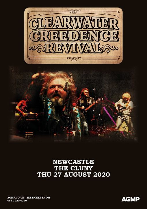 Clearwater Creedence Revival (Sold Out)