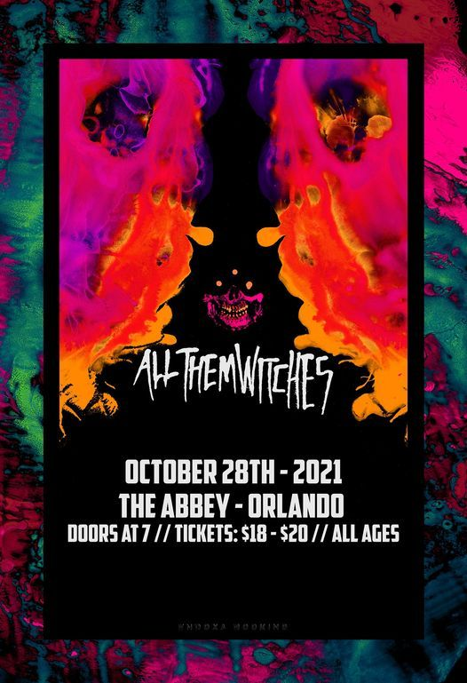 All Them Witches in Orlando