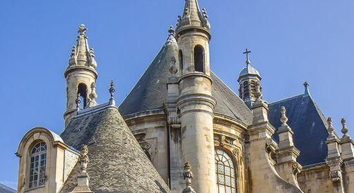 Choeur de Paris : Magnificats d'exception \u00e0 l'Oratoire du Louvre