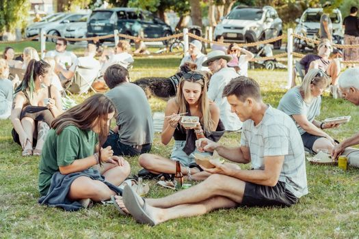 Food Truck Collective Out East