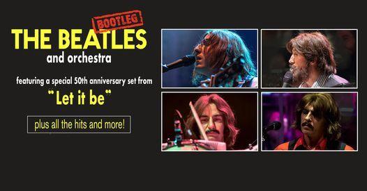 Ny dato og scene! The Bootleg Beatles \/ Oslo Konserthus \/ Live Nation