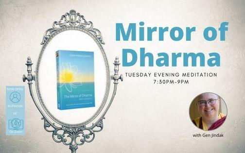 Tuesday Evening Meditation Class