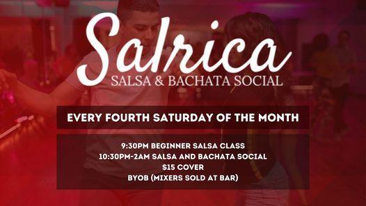 SALRICA Salsa & Bachata Social
