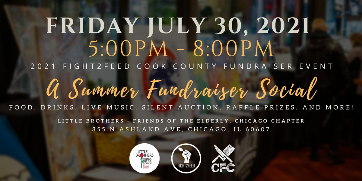A Fight2Feed Summer Fundraiser