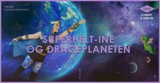 Superhelt-Ine og drageplaneten