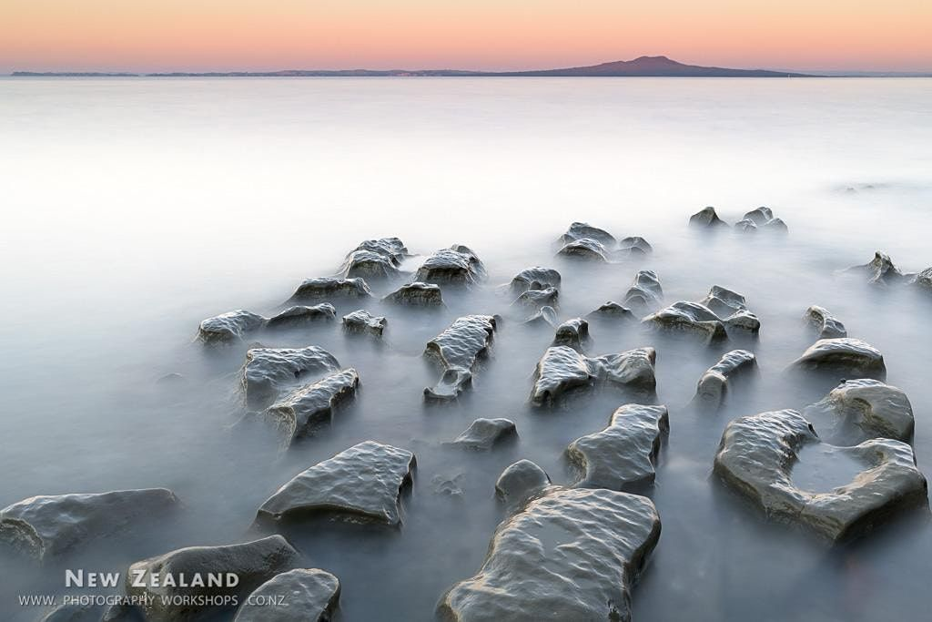 1-Day Auckland Long Exposure Landscape Photography Workshop