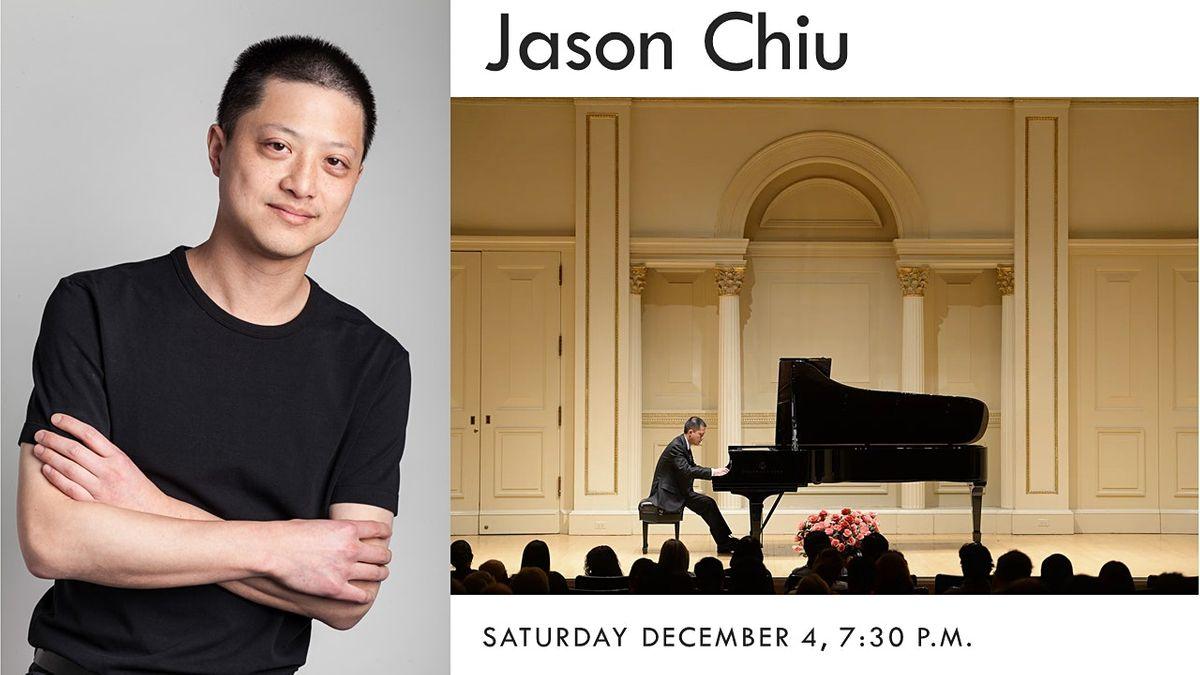 Jason Chiu, piano