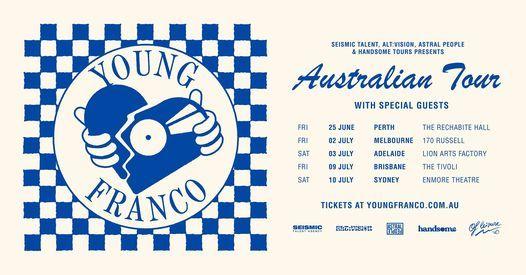 Young Franco | Perth
