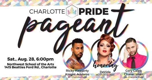 2021 Charlotte Pride Pageant