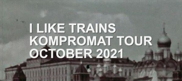 I LIKE TRAINS \u2022 Berlin