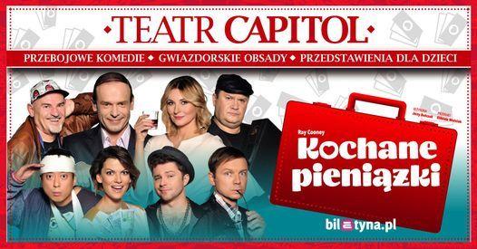 Warszawa: Kochane Pieni\u0105\u017cki