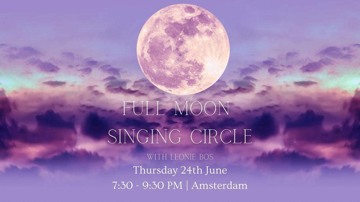 Full Moon Singing Circle