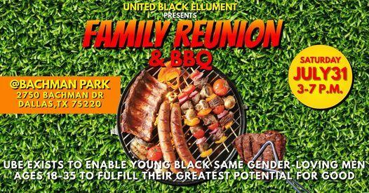 UBE Family Reunion & BBQ
