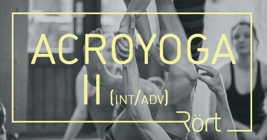 Acroyoga II (int\/adv)
