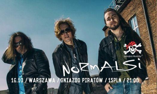 Normalsi - Warszawa, Gniazdo Pirat\u00f3w