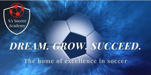 SA Soccer Academy September School Holiday Training  Camp