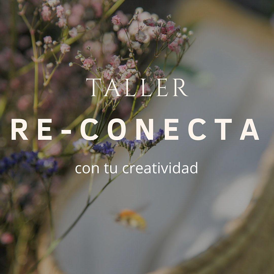 Re-conecta con tu creatividad