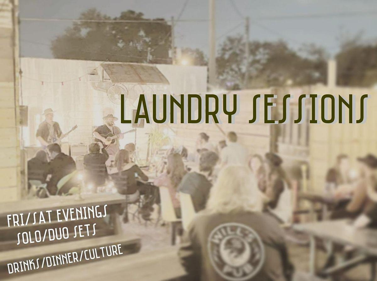 Amy & Matthew Robbins (Laundry Sessions)
