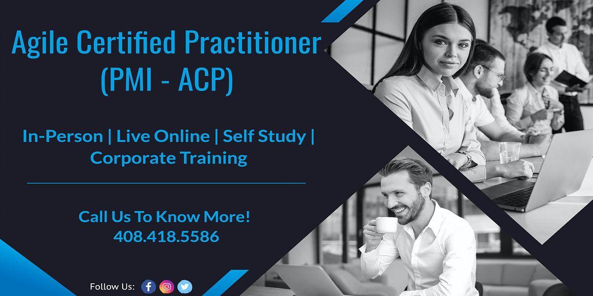 PMI \u2013 Agile Certified Practitioner(ACP) Training Program in Orlando
