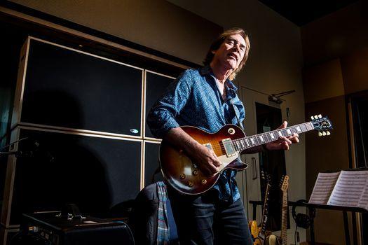 Carl Verheyen Band at St Pancras Old Church - Re Scheduled