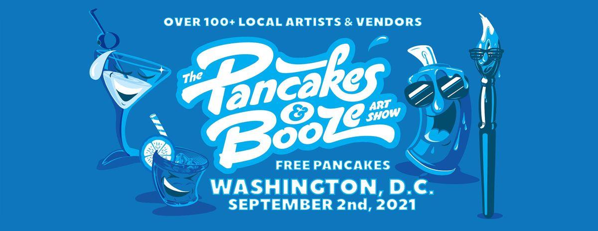 The Washington D.C. Pancakes & Booze Art Show