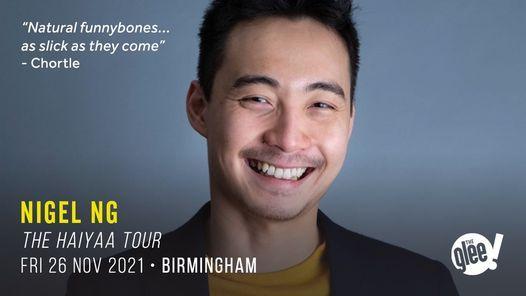 Nigel Ng - The HAIYAA Tour